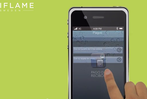 Web App Oriflame Mov