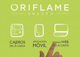 Web App Oriflame Web